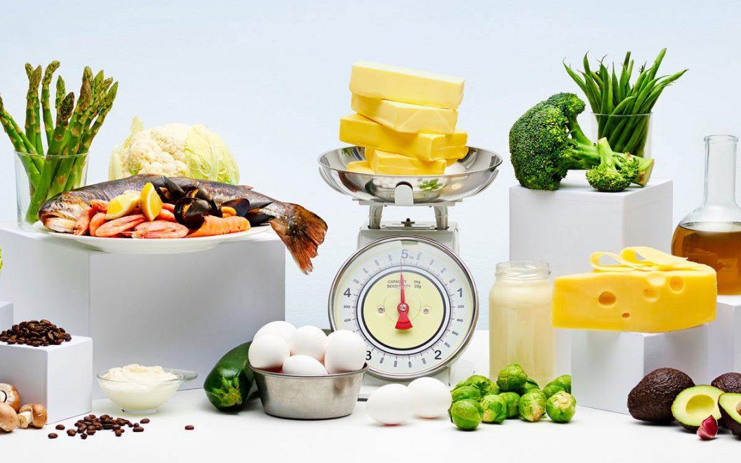 Terapia nutricional Cetogénica